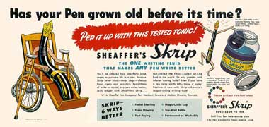 Skrip 1949 advertisement